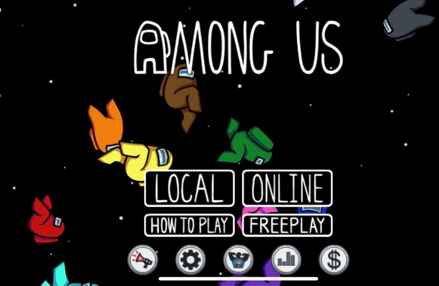 The+very+popular+video+game+%22Among+Us%22+allows+users+to+connect+with+others+virtually+while+playing+a+game+set+in+space.+