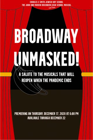 "Broadway Unmasked, featuring music from ""Hamilton,"" ""The Lion King"" and more, will premiere at 6 p.m. on Dec. 17 on YouTube."