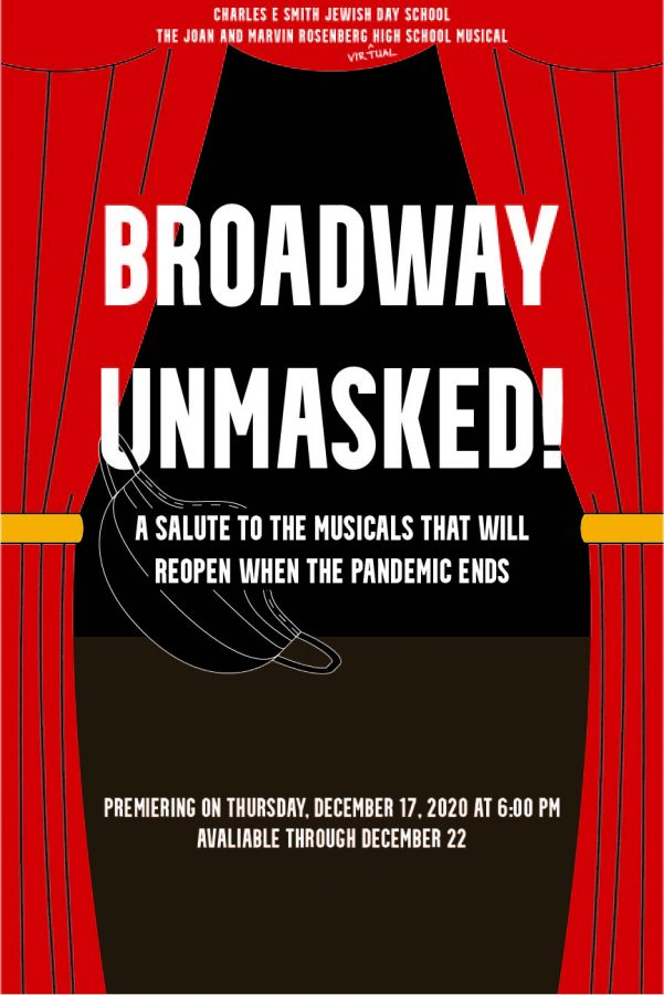 Broadway Unmasked, featuring music from