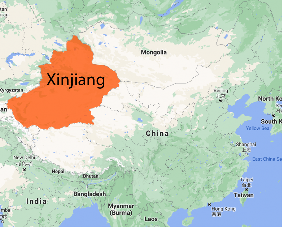 The Chinese government has been forcing millions of Uighurs into reeducation camps in the Xinjiang region and has received little international backlash.
