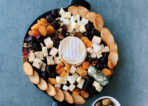 How to build an epic cheese plate