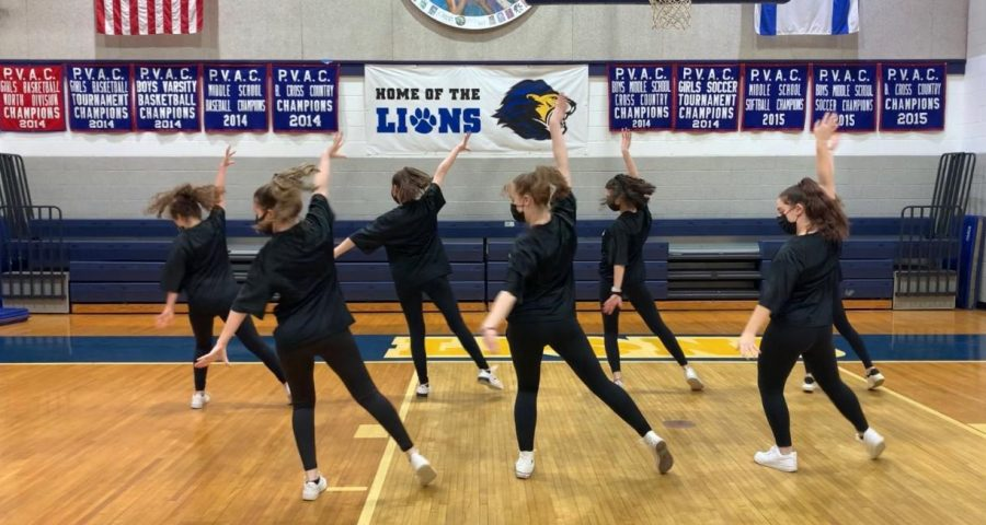 Dance team thrives during the pandemic, expanding from a winter sport to year round