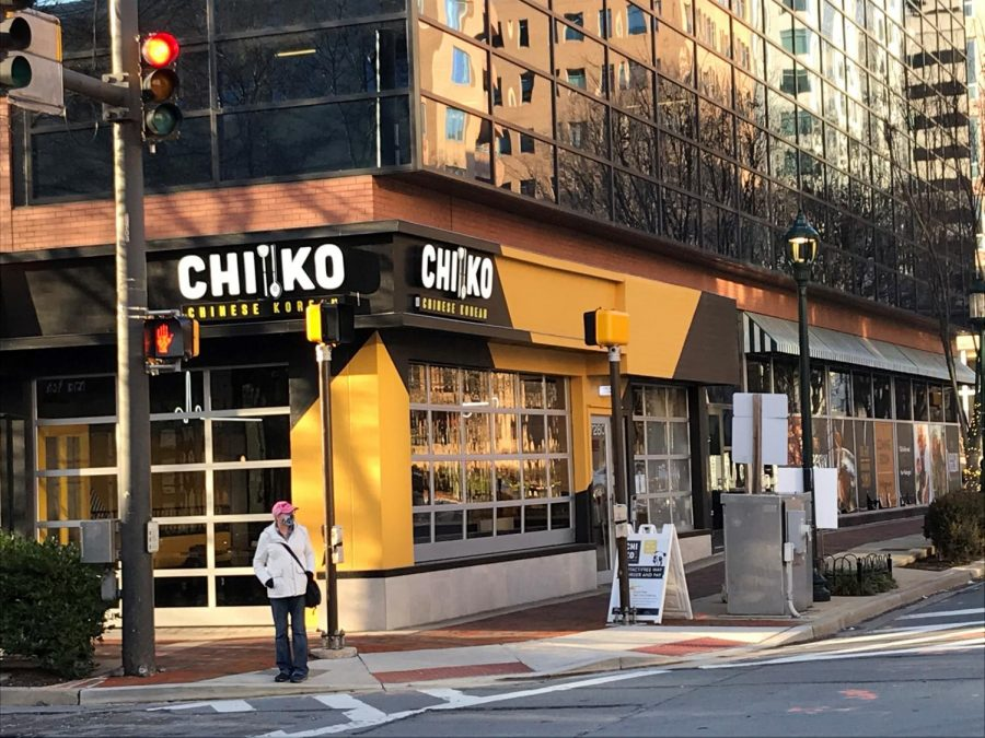 Chiko+can+be+found+at+the+corner+of+Woodmont+Avenue+and+Elm+Street.++