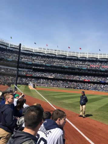 Junior Brandon Portnoy usually attends the opening game for the Yankees ever spring break. This year, however, spring break plans have changed for many.