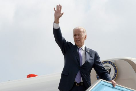 President Joseph R. Biden has served for 43 days during the impeachment trial and vaccine rollout.