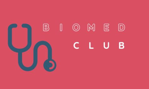 The Biomed Club meets every other Thursday at 4 p.m. on Zoom.