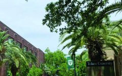 Tulane University in New Orleans, La., as seen by a prospective member of the class of 2026.