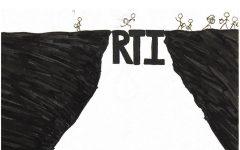 Cartoon by Taylor Polonsky